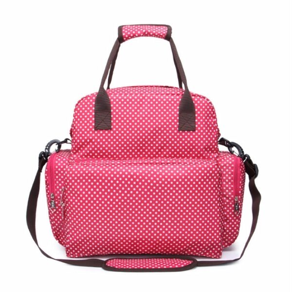 Large Diaper Bag Multi Function Nappy Bag with Nappy Changing Pad for Baby Waterproof Durable