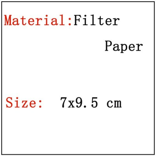 Tea filter, Tea  Filter Paper Bags Scented With String