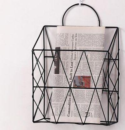 Metal Shelf, Multi-Use Metal Shelf Storage Basket
