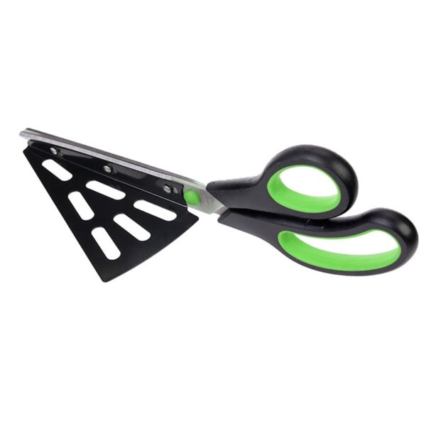Mutifunctional Pizza Scissors Knife Stainless Steel Pizza cutter Slicer Baking Toolsl Kitchen Accessories 2