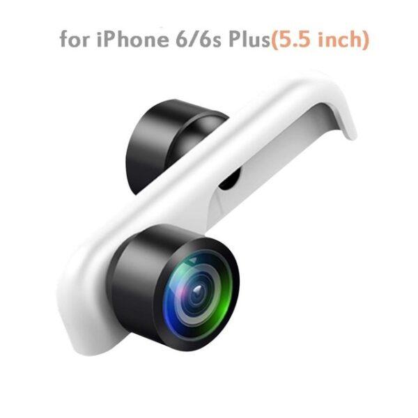 Original 360 Panoramic Camera Lens 2PCS Phone Lens For iPhone 7 X 6 6s Plus 8 4.jpg 640x640 4