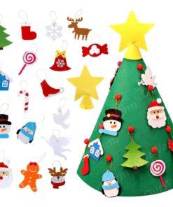 Toddler Christmas Tree, 3D Toddler Christmas Tree
