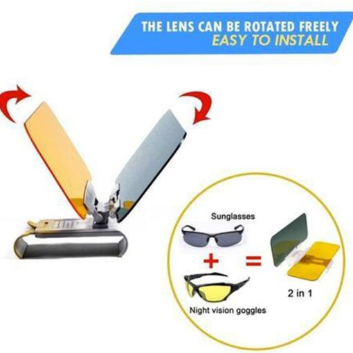 Anti-Glare Car Windshield Visor, Anti-Glare Car Windshield Visor