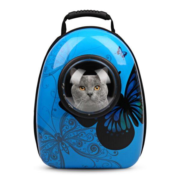 Pet Dog Carrier Backpack Bag Puppy Cat Dog Outdoor Hiking Travel Bag Pet Space Portable Bag 3 1