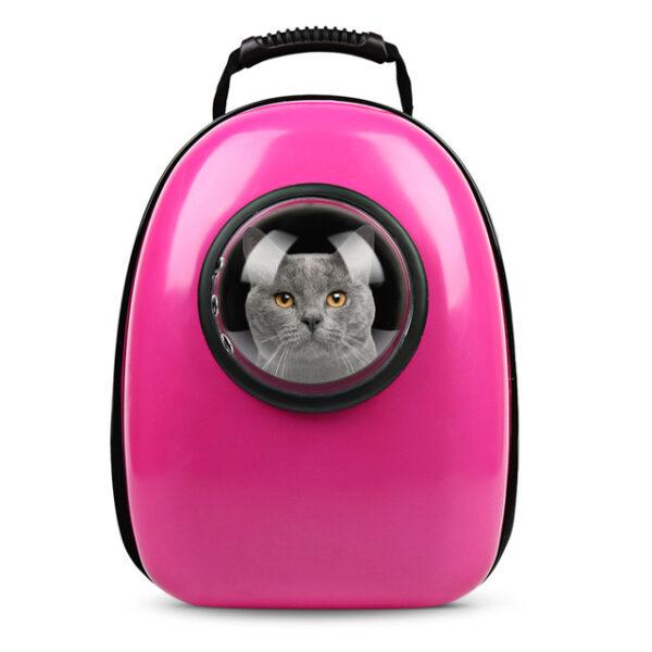 Pet Dog Carrier Backpack Bag Puppy Cat Dog Outdoor Hiking Travel Bag Pet Space Portable Bag 5 1.jpg 640x640 5 1