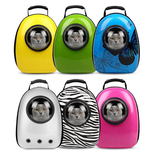 Pet Dog Carrier Backpack Bag Puppy Cat Dog Outdoor Hiking Travel Bag Pet Space Portable Bag 6