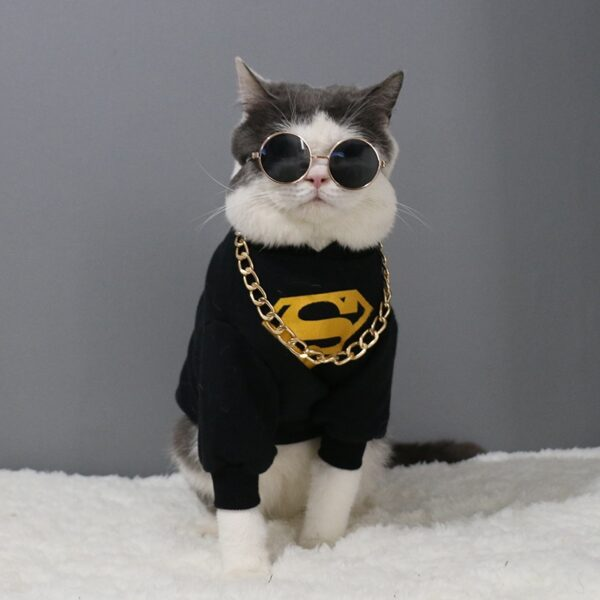Pet Sunglasses Dog Eye wear Cat Glasses Little Dog Glasses Photos Props Dog Cat Accessories Pet 3