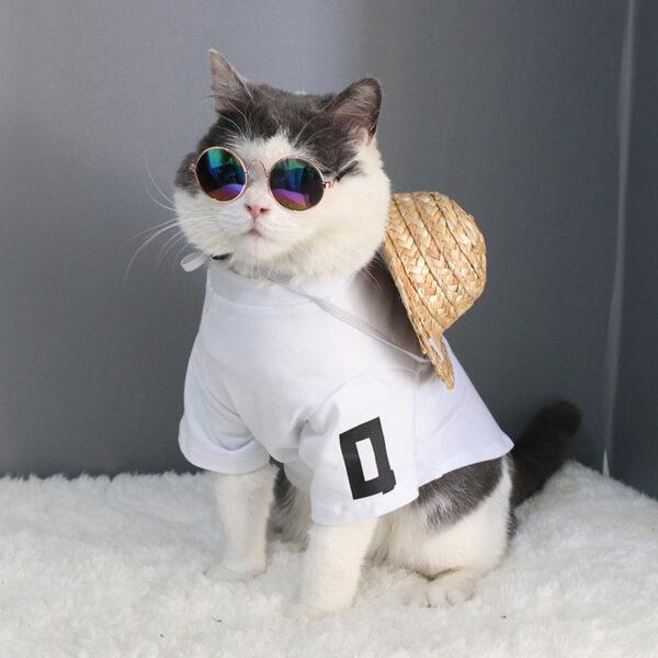 Pet Sunglasses Dog Eye wear Cat Glasses Little Dog Glasses Photos Props Dog Cat Accessories Pet 4