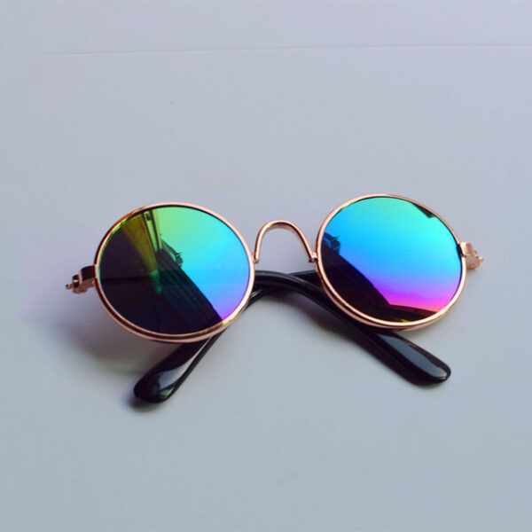 Pet Sunglasses Dog Eye wear Cat Glasses Little Dog Glasses Photos Props Dog Cat Accessories