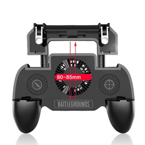 SR Mobile Gaming GamePad Cooler Cooling Fan Free Fire PUBG Mobile Game Controller PUBG Gamepad Joystick 1 510x510 1