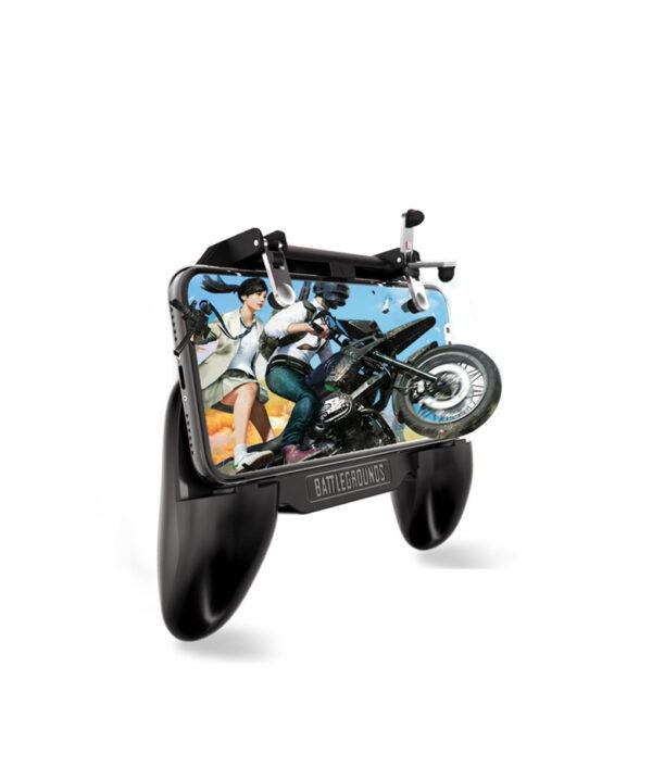 SR Mobile Gaming GamePad Cooler Cooling Fan Free Fire PUBG Mobile Game Controller PUBG Gamepad Joystick 2 1 1