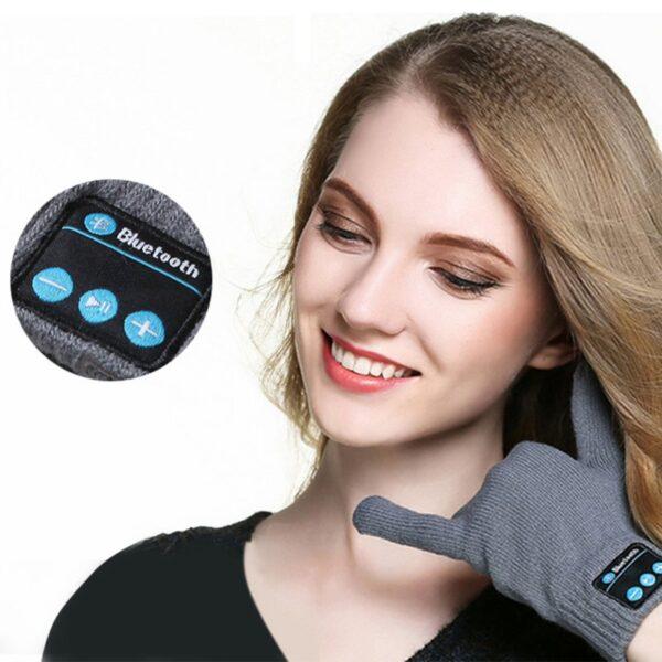 Bluetooth Talking Gloves