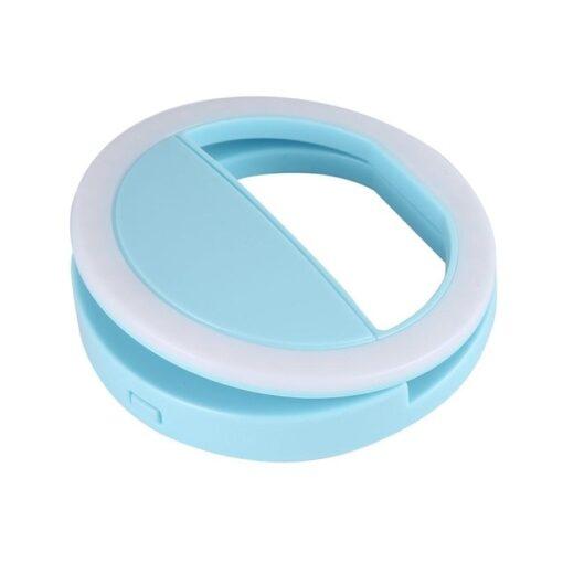 led light, LED Ring Flash Light Portable Mobile Phone