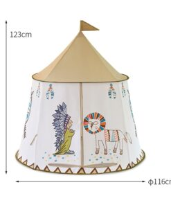 Kid Tent House