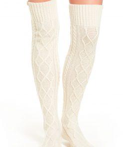 Over The Knee Knit Socks, Over The Knee Knit Socks