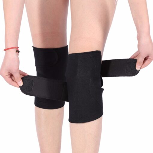Self-Heating Tourmaline Knee Pads, Self-Heating Tourmaline Knee Pads