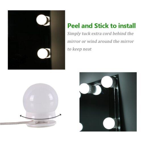 Mirror Vanity LED Light Bulbs Lamp, Mirror Vanity LED Light Bulbs Lamp