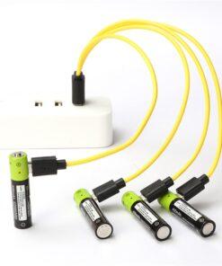 Rechargeable Batteries USB Port Lithium, Rechargeable Batteries USB Port Lithium