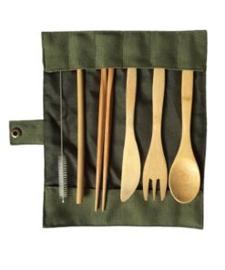 set straw, Bamboo Straws