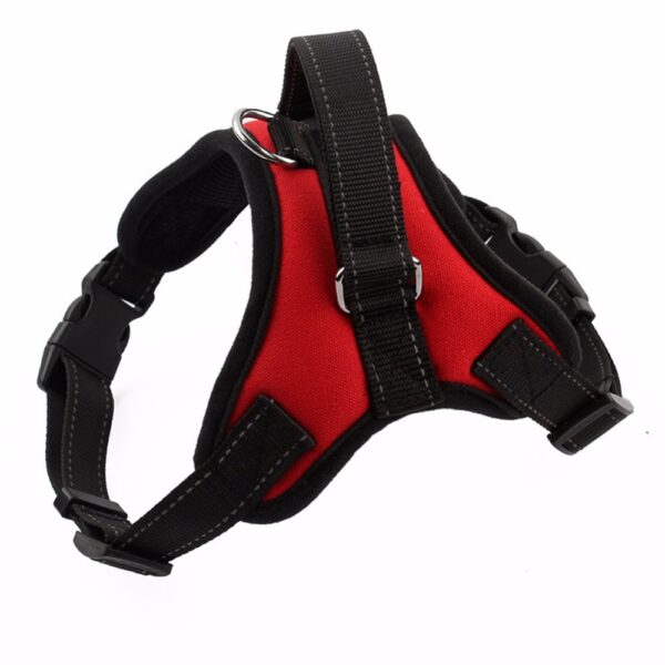 Adjustable Pet Puppy Large Dog Harness for Small Medium Large Dogs Animals Pet Walking Hand Strap 5