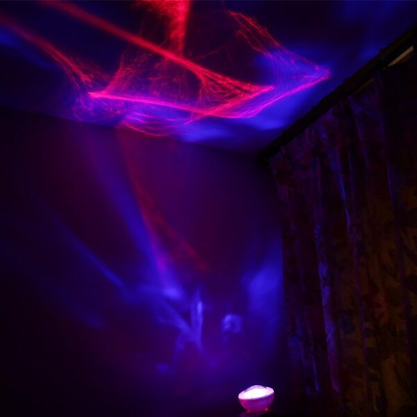 Color Changing Led Night Light Lamp Realistic Aurora Star Borealis Projector Perfect for Children and Adults 3