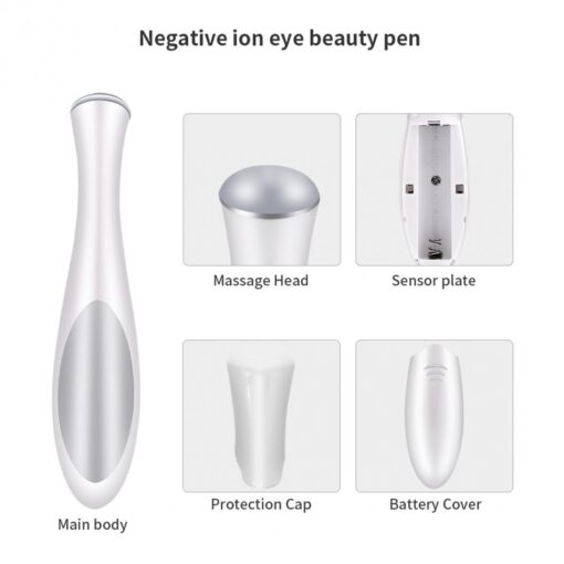 massager, Dark Circles Handle Removal Anti-Aging Massager