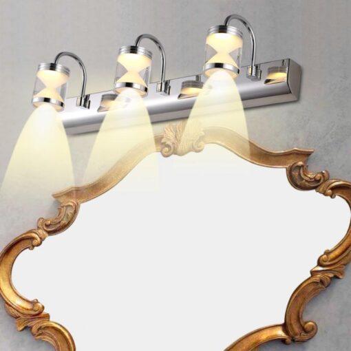 light, Modern LED Front Mirror Light