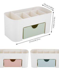 storage, Plastic Storage Box Makeup Organizer Case