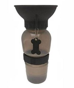 dog water bottle squeeze, Portable Squeeze Dog Water Bottle