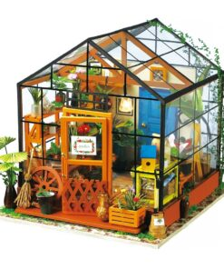 Outstanding Miniature Diy Green Garden House Download Free Architecture Designs Intelgarnamadebymaigaardcom