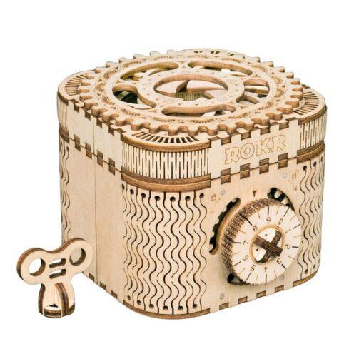 Treasure Box, Treasure Box