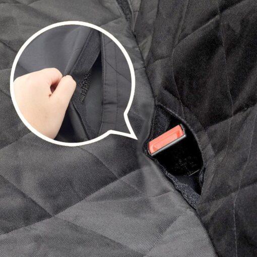 Waterproof Pet Seat Cover, Luxury Waterproof Pet Seat Cover for Cars