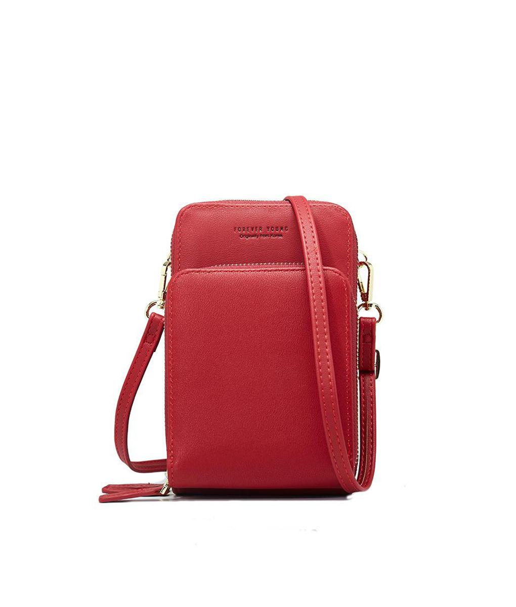 Multi Pocket Crossbody Phone Bag