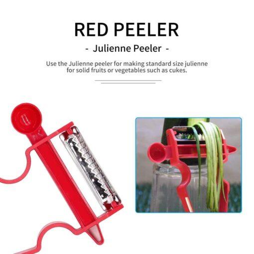 Magic Trio Peeler, Upgraded Magic Trio Peeler (3 Pcs)
