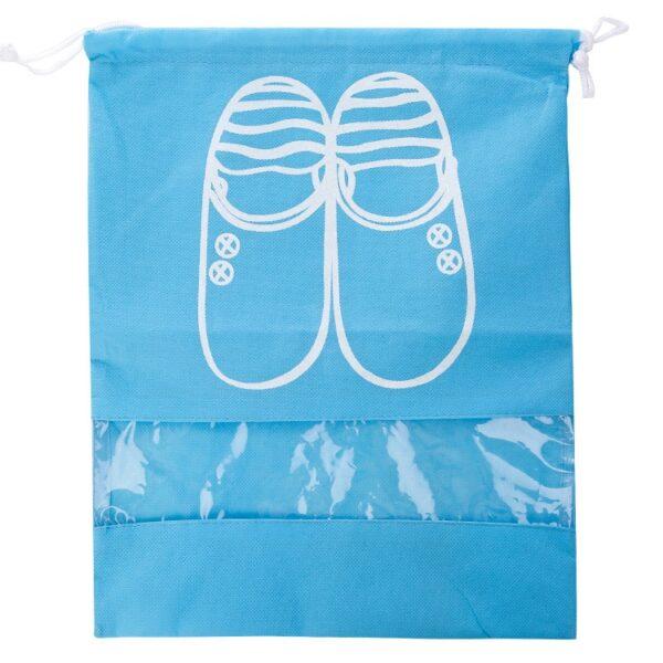 eTya Fashion Women Hot 1pcs High Quality Shoe Bag 2 size Travel Pouch Storage Portable Practical 3