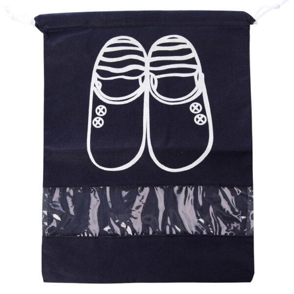eTya Fashion Women Hot 1pcs High Quality Shoe Bag 2 size Travel Pouch Storage Portable Practical 4