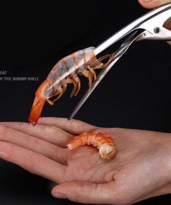 Easy Shrimp Peeler, Easy Shrimp Peeler