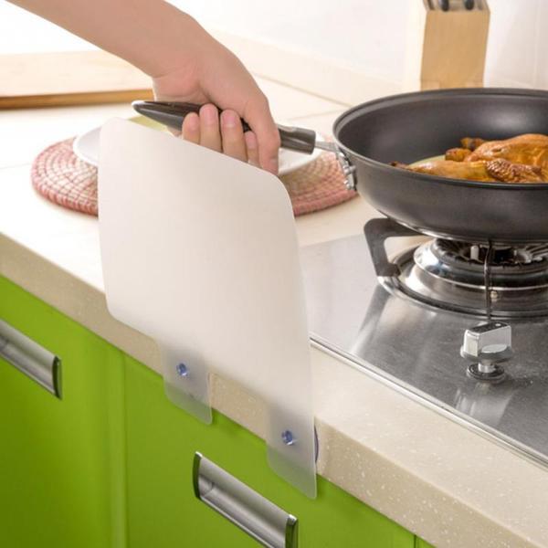 Kitchen Splash Guard Tool Japanese Style Water Kitchen Accessiors