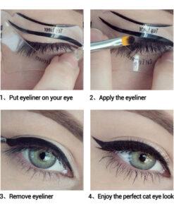 Eyeliner Stencil Kit, Eyeliner Stencil Kit