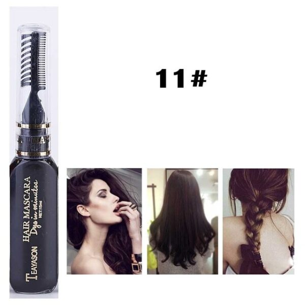 13 Colors One off Hair Color Dye Temporary Non toxic DIY Hair Color Mascara Washable One 10.jpg 640x640 10