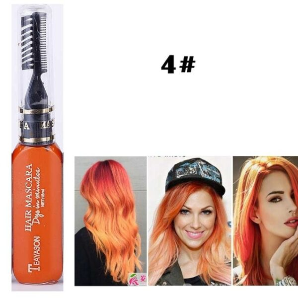 13 Colors One off Hair Color Dye Temporary Non toxic DIY Hair Color Mascara Washable One 3.jpg 640x640 3