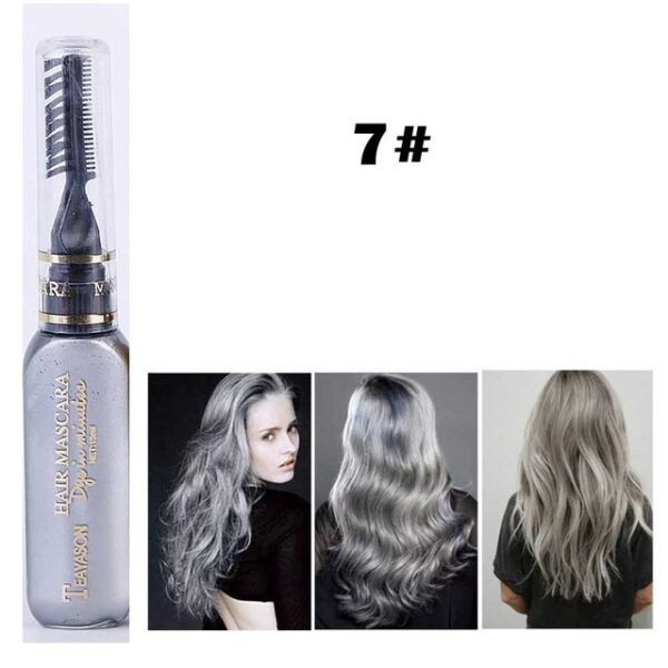 13 Colors One off Hair Color Dye Temporary Non toxic DIY Hair Color Mascara Washable One 6.jpg 640x640 6