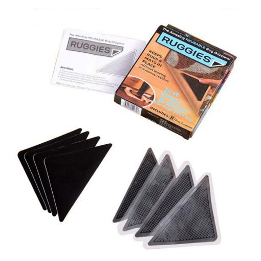 Eco-friendly and Reusable Rug Grippers, Eco-friendly and Reusable Rug Grippers