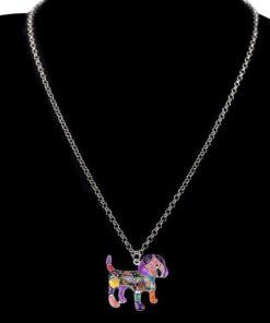 Verwonderend Beagle oorbelle ketting juweliersware stel | Joopzy ZN-66