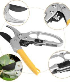 High Carbon Steel Gardening Plant Scissor, High Carbon Steel Gardening Plant Scissor