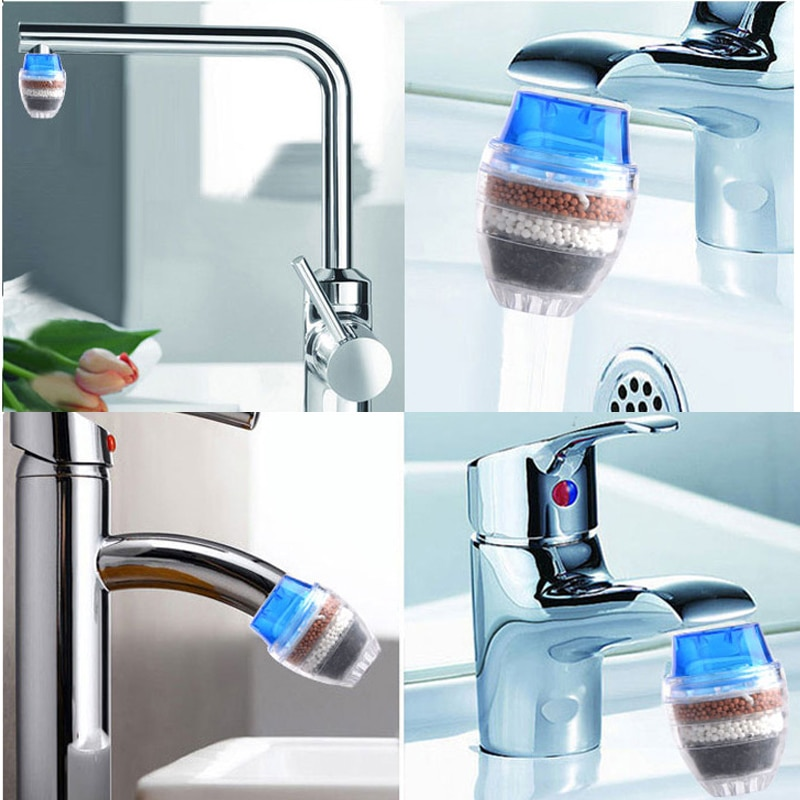 Kitchen Faucet Activated Carbon Water Filter | Joopzy Online Store