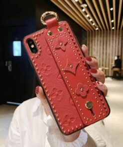 Fashion Rivet Leather Wristband Iphone Cases, Fashion Rivet Leather Wristband Iphone Cases