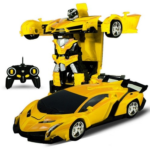 Transformer RC Car, Transformer RC Car