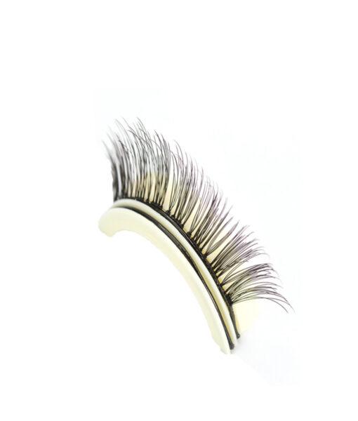 eyelashes, Reusable Self-Adhesive Natural Eyelashes