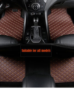 Luxury Car Mat, Luxury Car Mat